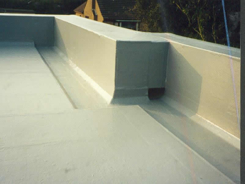 You are browsing images from the article: GRP Gallery Fibreglass Tanking Ponds Pools Gutters Sheffield